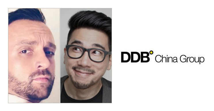DDB Hong Kong boosts creative department with two senior hires